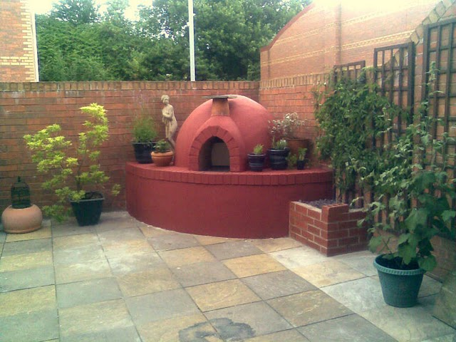 Pizza Ovens Wood Fired