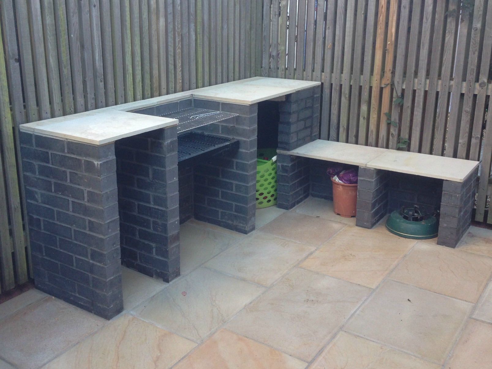 Barbecues Built In Gas Coal Amp Wood